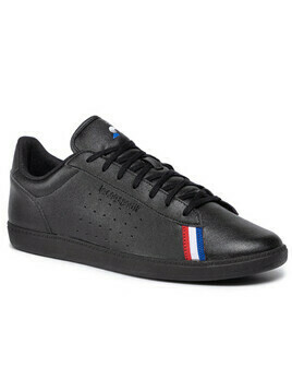 Sneakersy LE COQ SPORTIF - Courtstar Sport 1920100 Triple Black