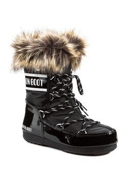 Śniegowce MOON BOOT - Monaco Low 24002900001 Black