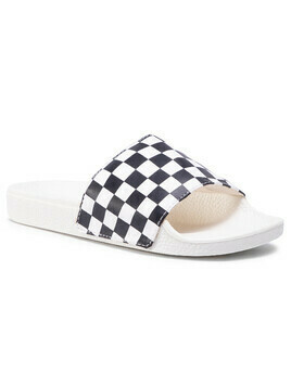 Klapki VANS - Slide-On VN0004LG27K1 (Checkerboard)Wht/Blk