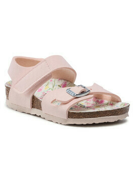 Sandały BIRKENSTOCK - Colorado Kids Bs 1018629 Grained Light Rose
