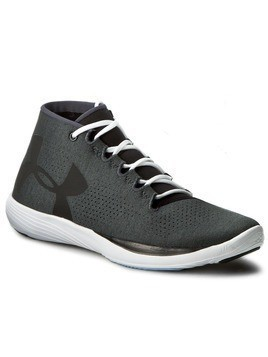 Buty UNDER ARMOUR - Ua W Street Precisionmd Rlxd 1285418-001 Blk/Wht/Blk