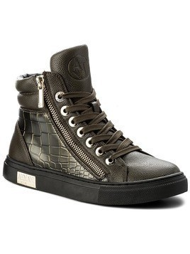 Sneakersy ARMANI JEANS - 925000 7A662 00181 Verde