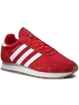 Buty adidas - Haven BY9714 Red/Ftwwht/Gum3