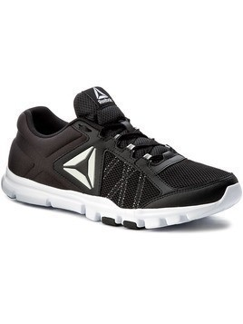 Buty Reebok - Yourflex Train 9.0 Mt BS8024 Black/White/Grey