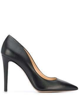 Fabio Rusconi pointed toe pumps - Black