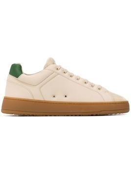 Etq. lace-up sneakers - Neutrals
