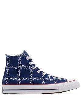 JW Anderson x Converse Chuck Taylor high tops - Blue