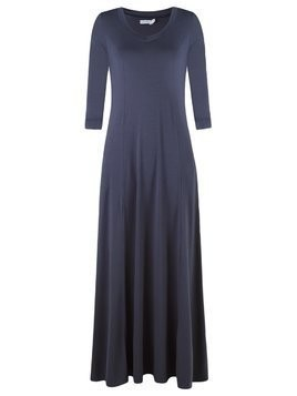 Lygia & Nanny long evening dress - Blue