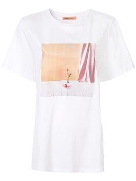 Maggie Marilyn Billie T-shirt - White