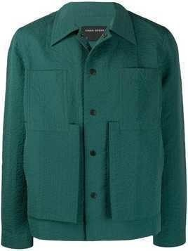 Craig Green deconstructed pocket shirt jacket