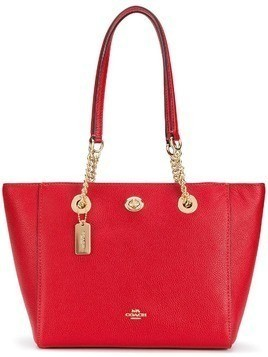 Coach Carryall tote bag - Red