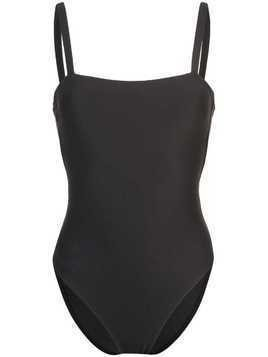 Asceno plain swimsuit - Black