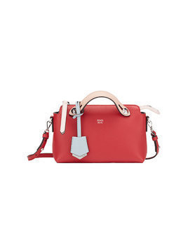 Fendi Kids TEEN By The Way tote bag - Red