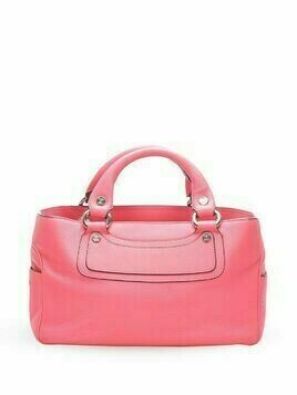 Céline Pre-Owned 2018 pre-owned panelled tote - PINK