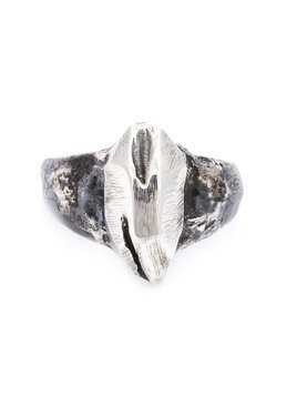 Lee Brennan Design Celtic ornament ring - Grey