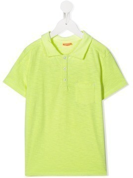 Sunuva slub polo shirt - Yellow