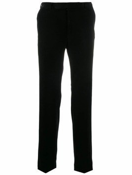 Ermenegildo Zegna straight leg chino trousers - Black
