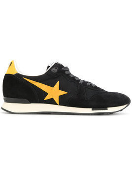 Golden Goose Deluxe Brand - Running sneakers - Herren - Leather/Suede/Polyester/rubber - 41 - Black