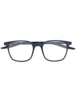 Nike square frame optical glasses - Blue