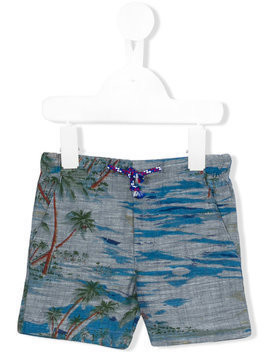 Simple Kids Tulum shorts - Multicolour