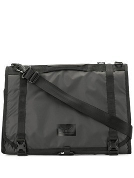 As2ov foldover top shoulder bag - Black