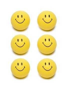 Chinatown Market X Smiley ping pong balls set - Multicoloured
