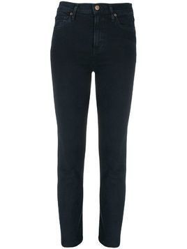 Citizens Of Humanity cropped skinny jeans - Blue