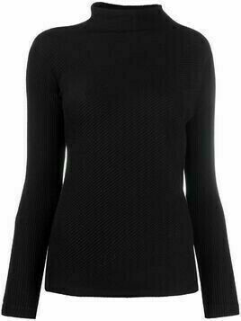 Maison Martin Margiela Pre-Owned 1990s twisted-knit jumper - Black