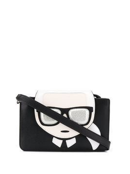 Karl Lagerfeld Karl small clutch - Black