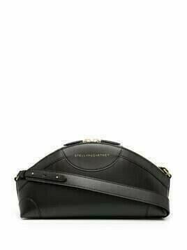 Stella McCartney medium doctor shoulder bag - Black