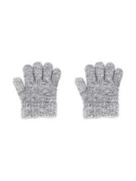 Douuod Kids knitted gloves - Grey