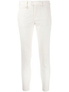 Lorena Antoniazzi cropped trousers - Neutrals