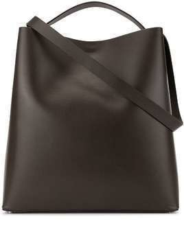Aesther Ekme tote bag - Brown