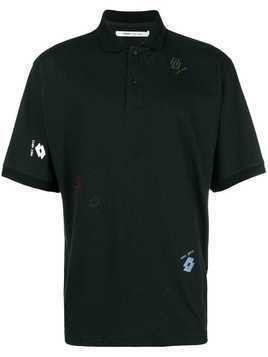 Damir Doma Damir Doma x LOTTO Teuvo polo top - Black