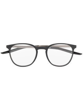 Nike 7280 round-frame glasses - Black