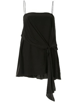 Acler Alma cami top - Black
