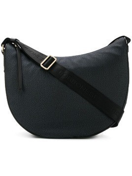 Borbonese classic shoulder bag - Grey