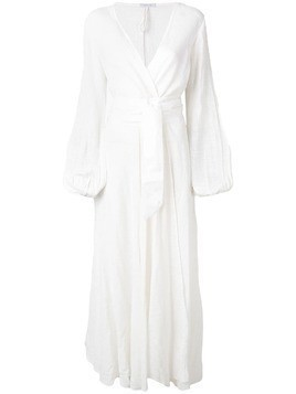 Kalita Gaia beach gown - White