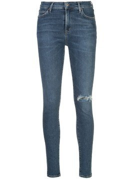 Citizens Of Humanity mid-rise skinny jeans - Blue