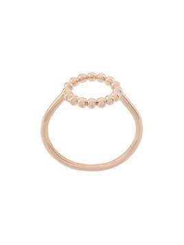 Astley Clarke Beaded Stilla Arc ring - Pink