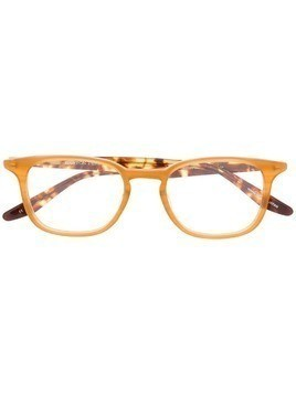 Barton Perreira Barton Perreira Woody glasses - Yellow