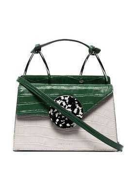 Danse Lente Phoebe Bis shoulder bag - Green