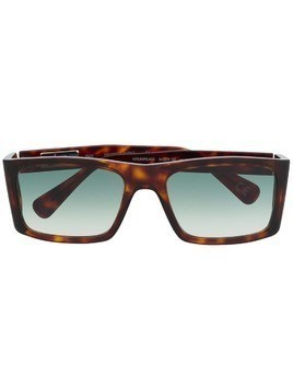 Italia Independent 007LP Enzo Laps Collection sunglasses - Brown