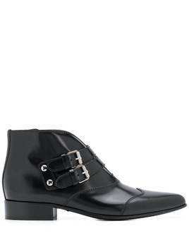 Givenchy Dallas boots - Black