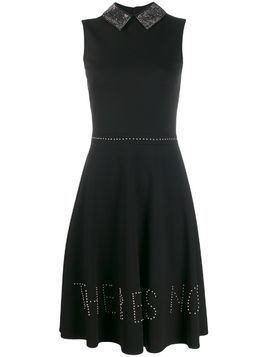 John Richmond stud-embellished sleeveless dress - Black