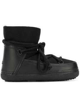 Inuikii ankle winter boots - Black
