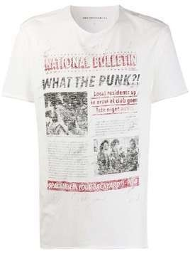 John Varvatos What The Punk? T-shirt - White