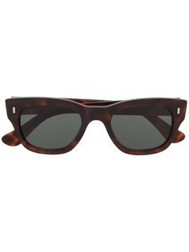 Cutler & Gross matte sunglasses - Brown