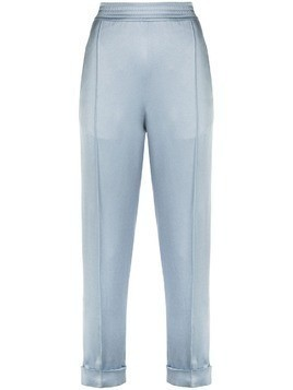 Haider Ackermann Biais elasticated trackpants - Blue