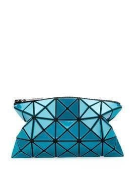 Bao Bao Issey Miyake Prism zipped pouch - Blue